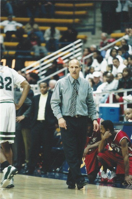 Coach Frank Allocco