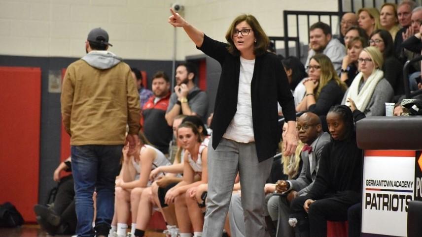 Sherri Retif coaching