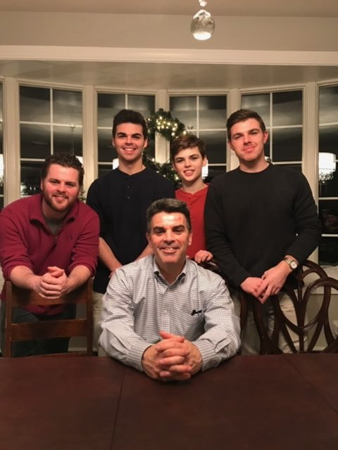 David Belisle and sons